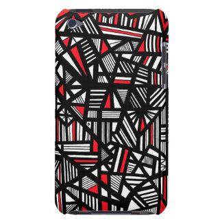 Experto jubiloso fabuloso serio iPod touch Case-Mate carcasas