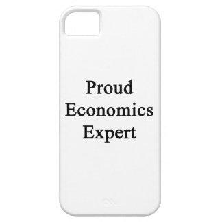 Experto orgulloso de la economía iPhone 5 Case-Mate cárcasa