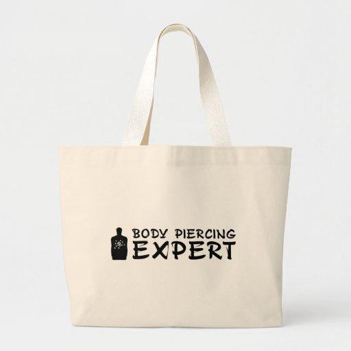 Experto Piercing del cuerpo Bolsas De Mano