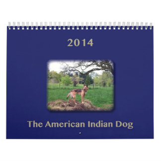 EXPIRED: 2014 AIDog Calendar