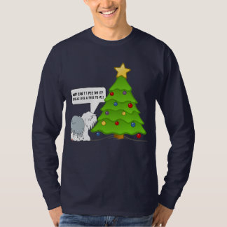 Explain the meaning of Christmas to your dog now! Shirt