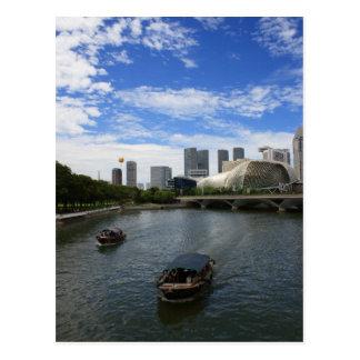 Explanada Singapur Postales