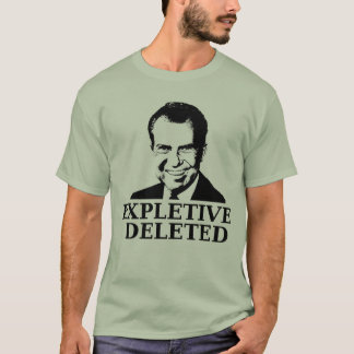 Expletive Deleted Shirt