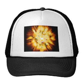 Explode 2 trucker hat