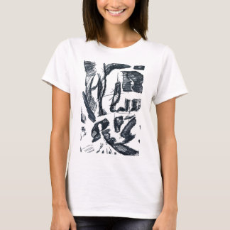 explodetheenegativeskull T-Shirt