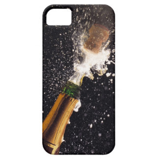 Exploding champagne bottle iPhone SE/5/5s case