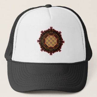 Exploding Clouds Trucker Hat