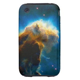 Exploding Gaseous Globule iPhone 3 Tough Cases