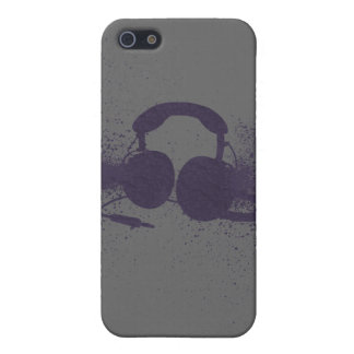 Exploding Headphones iPhone SE/5/5s Cover