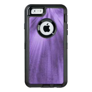 Exploding Lavender OtterBox Defender iPhone Case