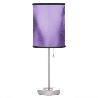 Exploding Lavender Table Lamp