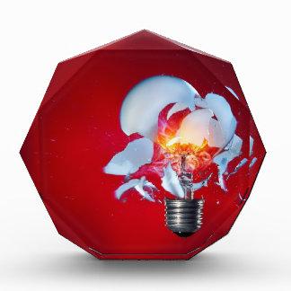Exploding Lightbulb Award