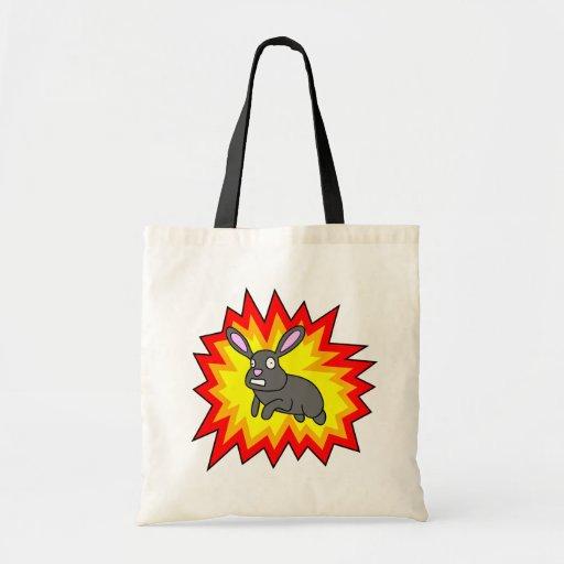Exploding Rabbit Bag