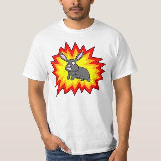Exploding Rabbit Light Shirt