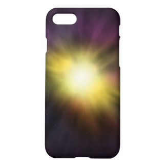 Exploding Star Cool Space Artwork iPhone 7 Case