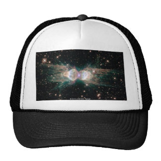 Exploding Star Trucker Hat