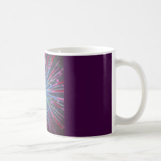 Exploding Supernova Coffee Mug