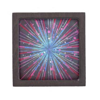 Exploding Supernova Gift Box