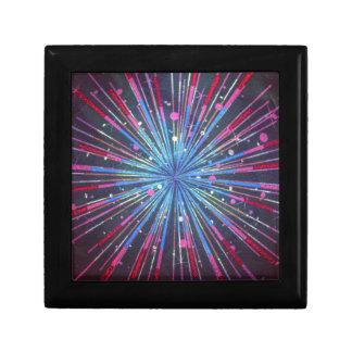 Exploding Supernova Keepsake Box