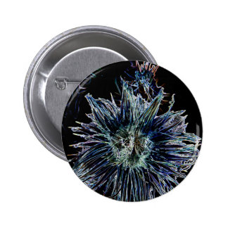 Exploding Thistle Button