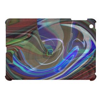 Exploding Universe Abstract iPad Mini case