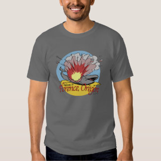 Exploding Whale Tshirt