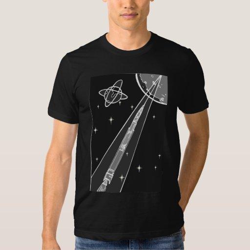 Exploración espacial 101a camisas