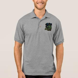 Exploración espacial extranjera camisetas polos