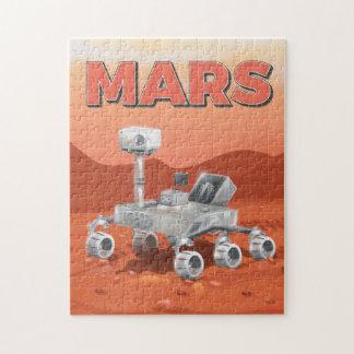 Exploración Rover de Marte Rompecabeza