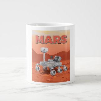 Exploración Rover de Marte Taza Grande