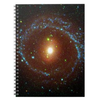 Explorador 1291 de la evolución de la galaxia de N Libros De Apuntes Con Espiral