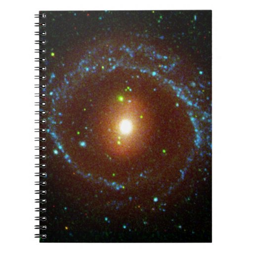 Explorador 1291 de la evolución de la galaxia de N Spiral Notebook