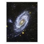 Explorador de la evolución de la galaxia de la NAS Membretes Personalizados