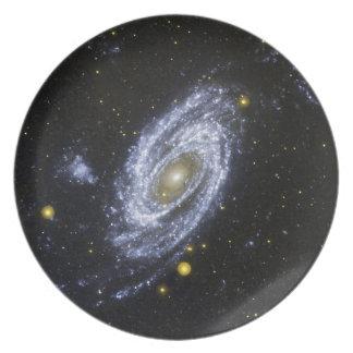 Explorador de la evolución de la galaxia de la NAS Plato
