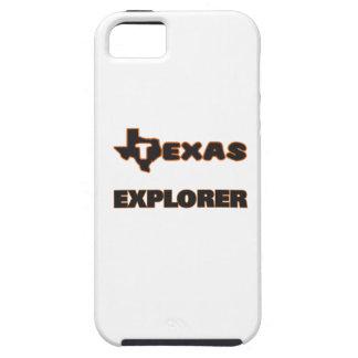 Explorador de Tejas iPhone 5 Carcasa