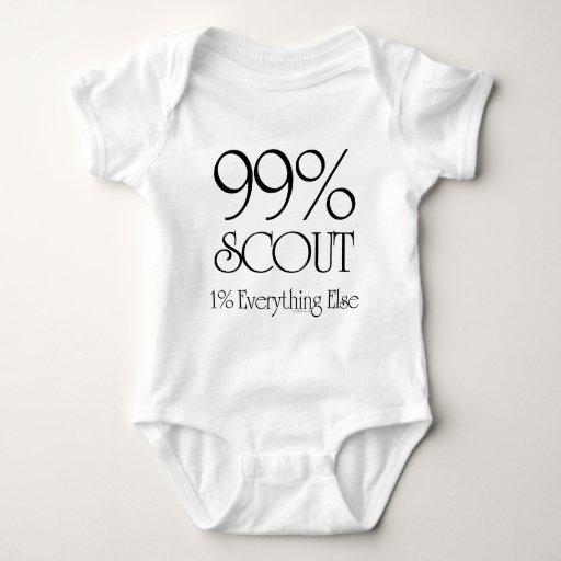 Explorador del 99% body para bebé