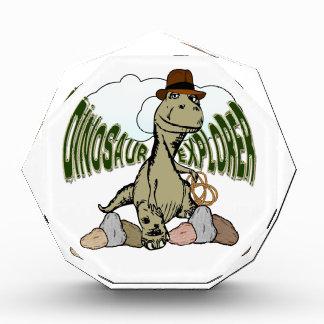 Explorador del dinosaurio de Rex del Tyrannosaurus