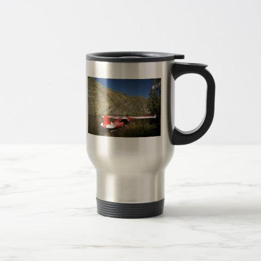 Explorador en el barranco de Kanuti Tazas De Café