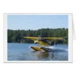 Explorador Floatplane en la charca de la pantera,  Tarjeton