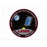 Explorador lunar LADEE del ambiente de la atmósfer Postales