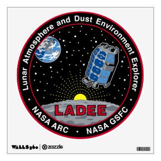 Explorador lunar LADEE del ambiente de la Vinilo Adhesivo
