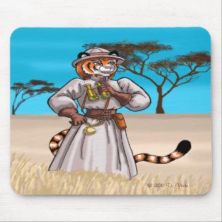 Explorador Mousepad Alfombrilla De Ratón