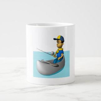 Explorador que pesca 2 taza grande