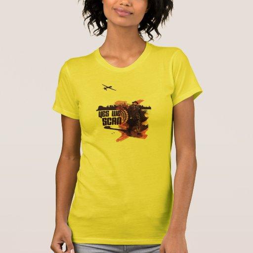 """""""Exploramos sí"""" el top Camiseta"""