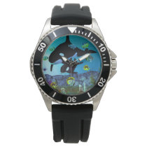 Exploration 3D Aquarium ORCA Watch