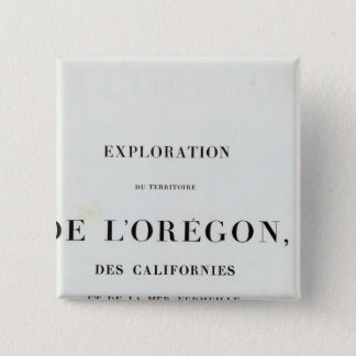 Exploration of Oregon 3 Button