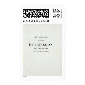 Exploration of Oregon 3 Stamps