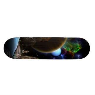 Exploration Of Space Skateboard Deck Plus Gear