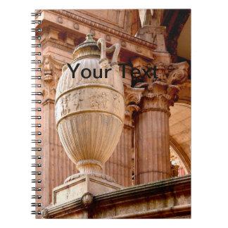 Exploratorium San Francisco Notebook