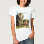Explore - A Guardian Angel Watches T-shirt